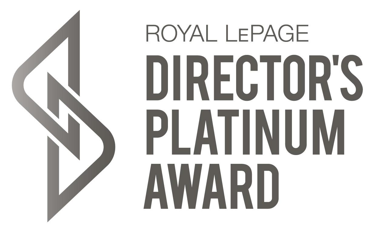 Director's Platinum Award, Royal LePage, Tony Fabiano