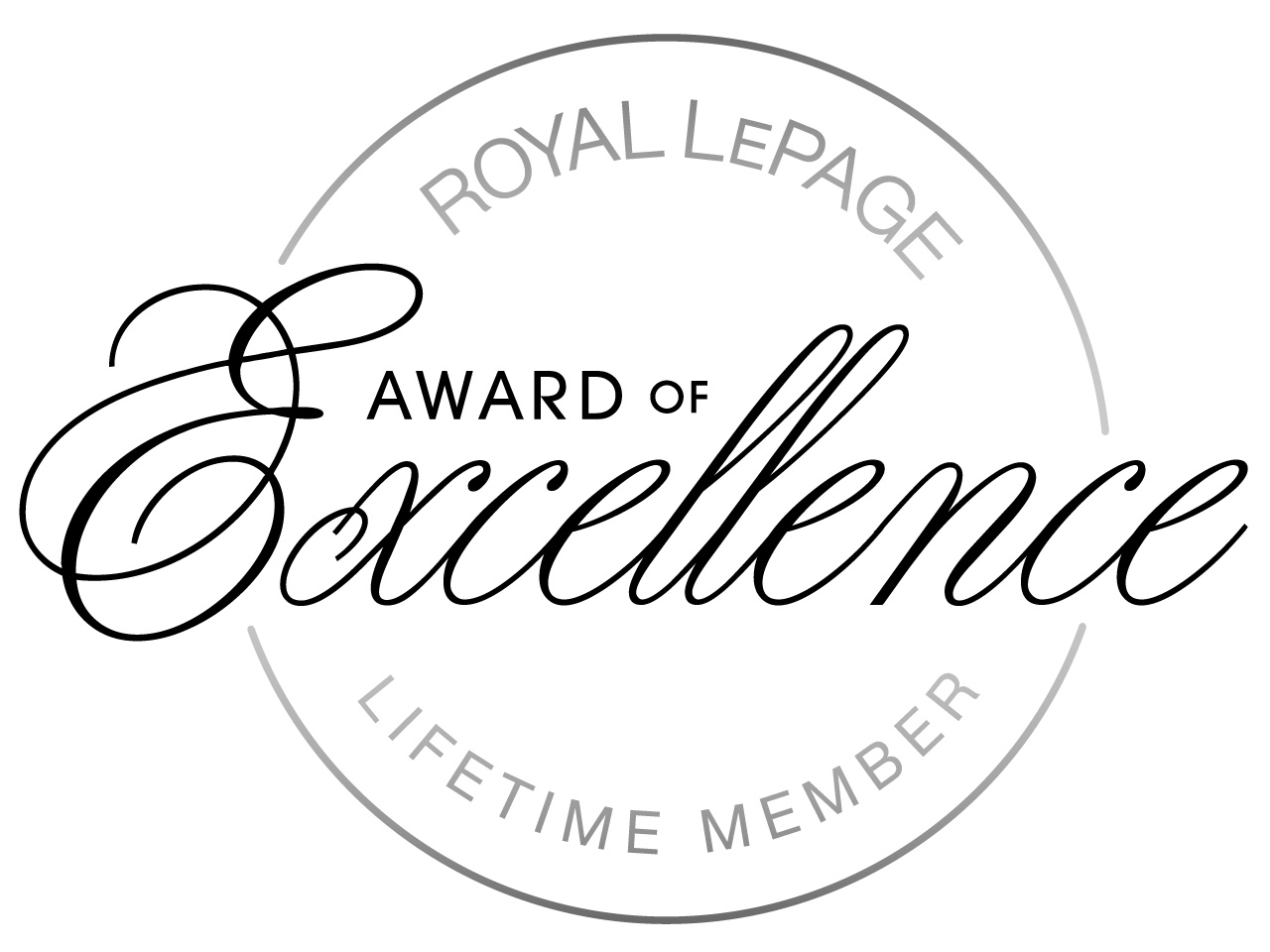 Royal LePage Sales Achievement Award, Tony Fabiano